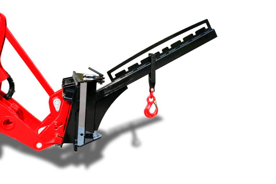 Elmaas masking og utstyr lastekrok
