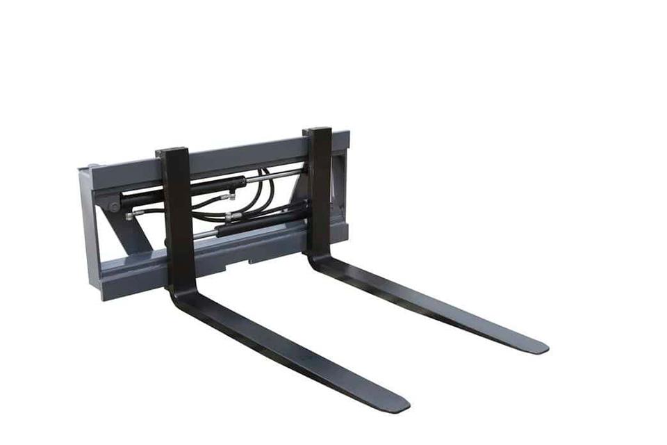 Elmaas masking og utstyr hydraulisk pallegaffel