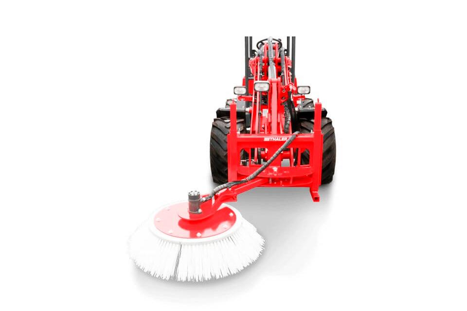 Elmaas masking og utstyr radialbørste