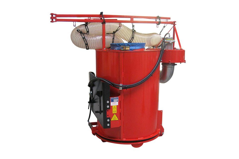 Elmaas masking og utstyr løvstøvsuger