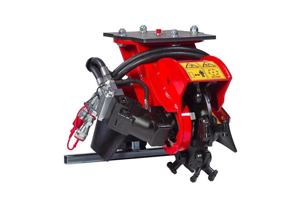 Elmaas masking og utstyr hjulastermontert stupfreser