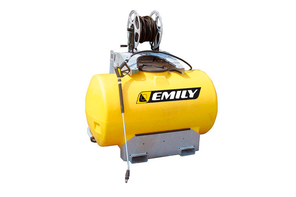 Elmaas masking og utstyr hydraulisk høytrykkspyler