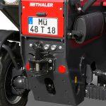 Elmaas masking og utstyr Thaler 48t18