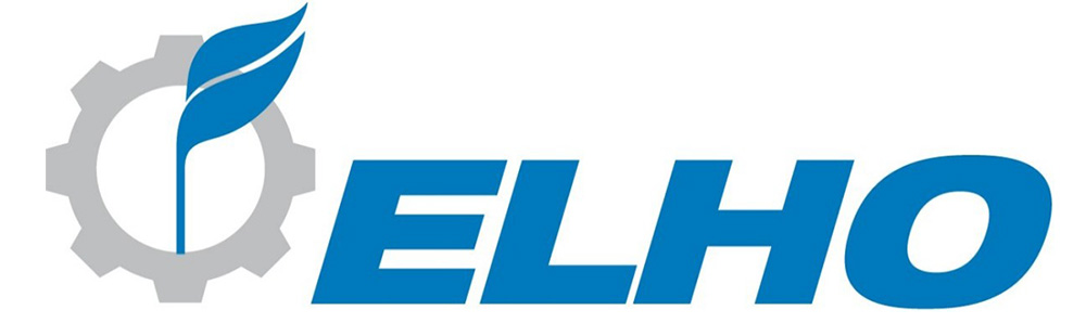 Elmaas masking og utstyr Elho Logo