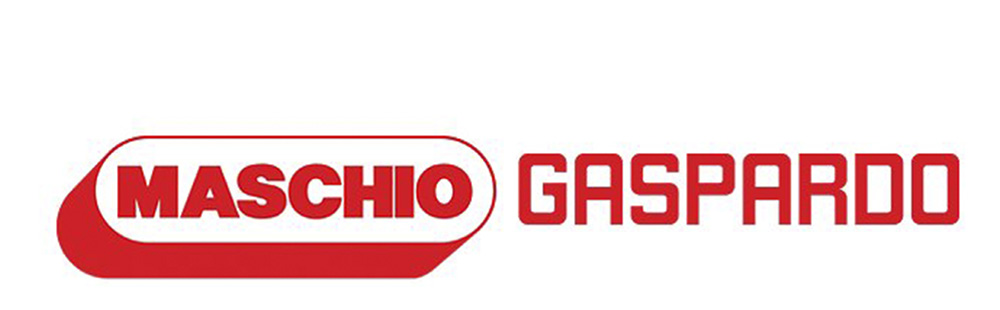 Elmaas masking og utstyr Machio Gaspardo logo
